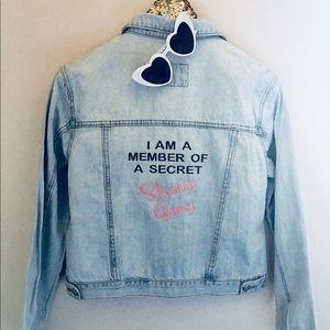 Shania Twain Denim Jacket